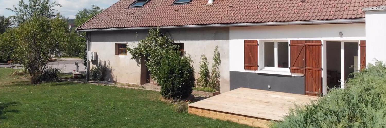 Notre maison dans les Vosges