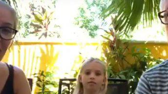 vidéo bilan en live de notre tour du monde en famille