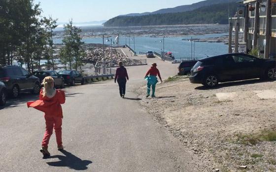 Essipit baleines Saguenay Québec