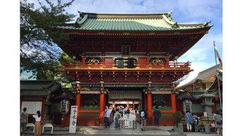 temple Kanda Myojin
