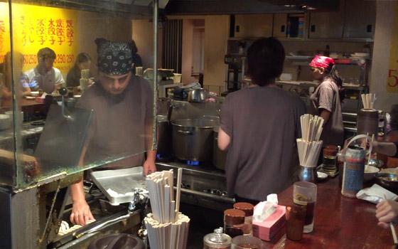 restaurant harajuku gyoza tokyo