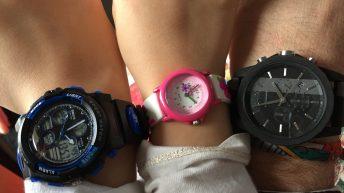 Just in time : nos montres de Noël 2017