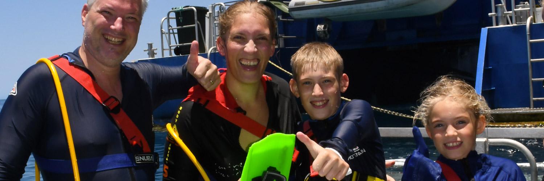 Australie : Cairns et la grande barrière de corail