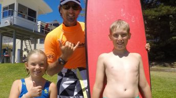 surf, kangourous et koalas en Australie pour les Loulous