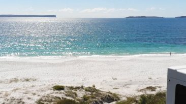 australie : hyams beach à melbourne