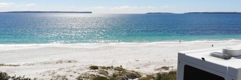 australie : hyams beach à melbourne