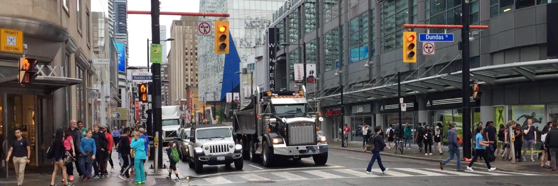Toronto, août 2018