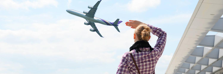 Convenances personnelles avion